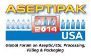 Aseptipak Global Forum - USA 2014