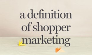Shopper Marketing – a definition and reading recommendations