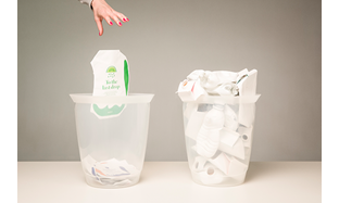 Flexible packaging offers new sustainable options for liquid food producers