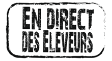 En direct des Eleveurs logo