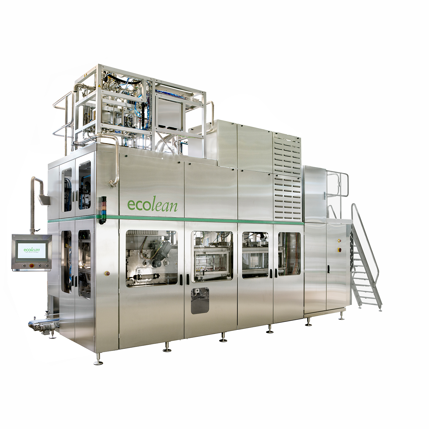 Ecolean aseptic filling machine EL3+