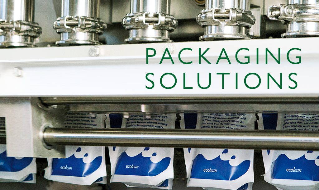 Ecolean Sustainability - Packaging solutions