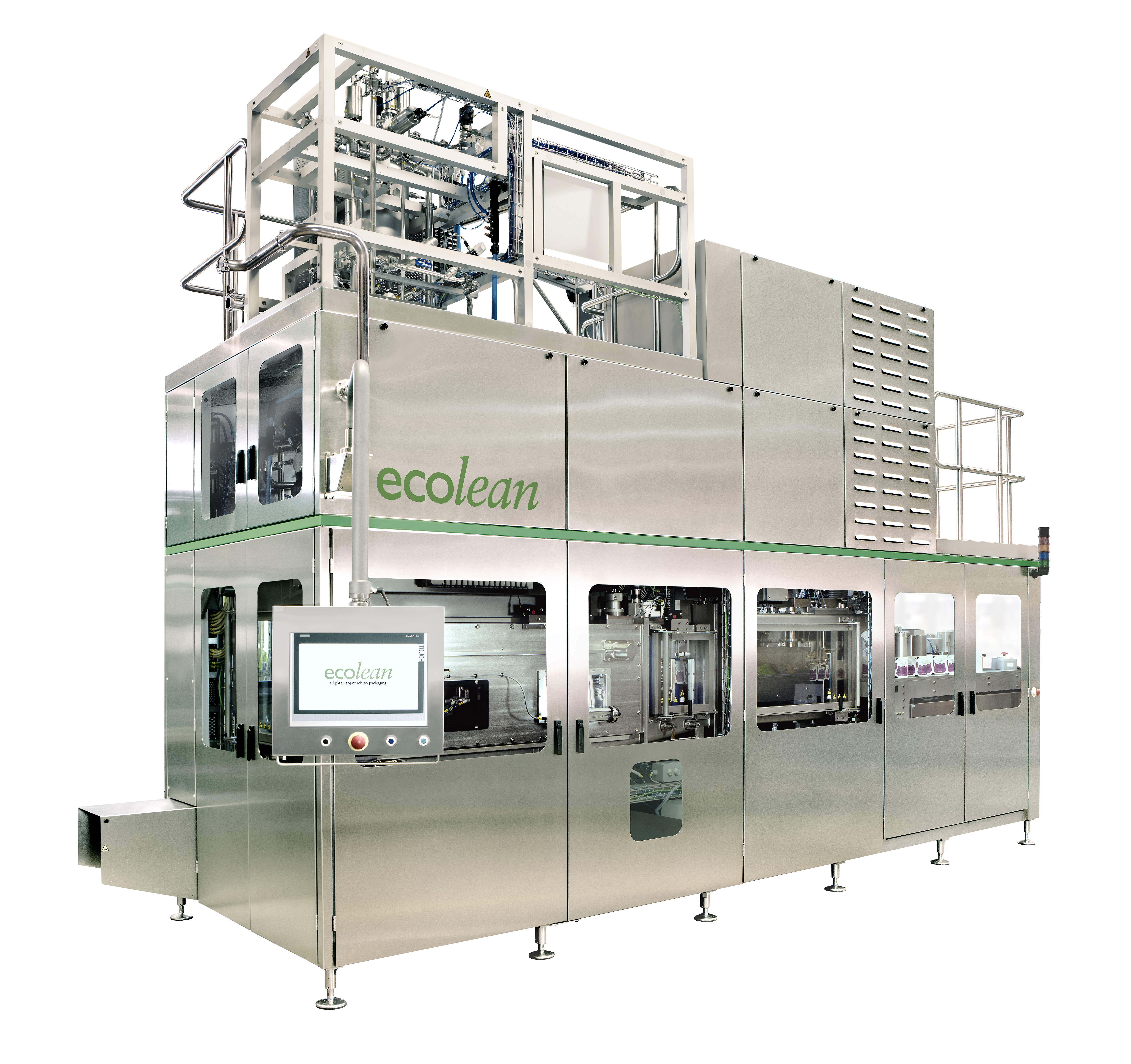 Ecolean aseptic filling machine EL6