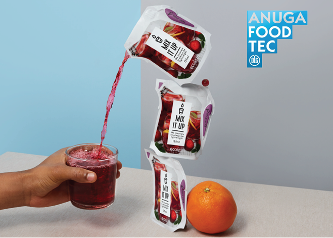 Ecolean pushing the boundaries at Anuga FoodTec