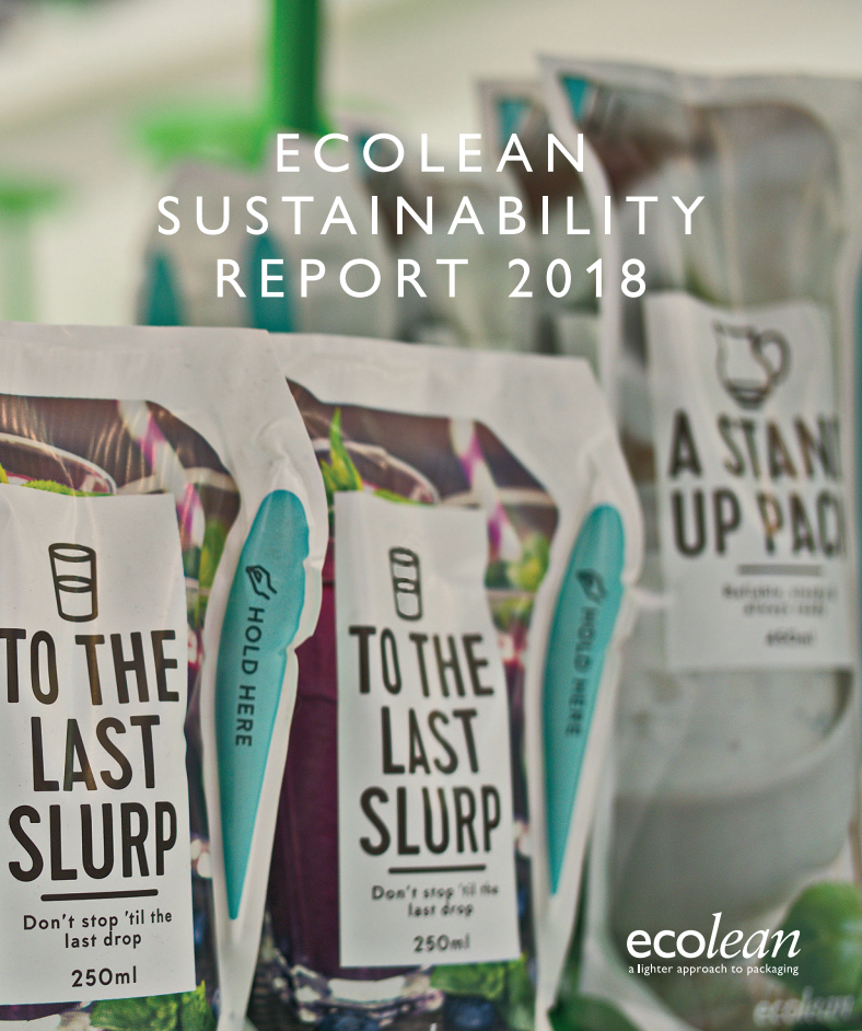 Ecolean Sustainablility Report 2018