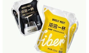 Lightweight packages a great fit for all-natural dairy alternatives, according to US-owned Chinese brand Wholly Moly!